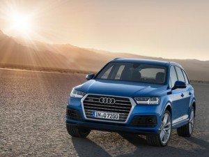 Кроссовер Audi Q7 нового поколения прибудет в Россию