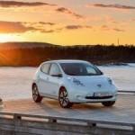 Nissan Leaf — самый востребованный электромобиль в Европе в этом году