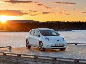 Nissan Leaf — самый востребованный электромобиль