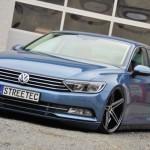 Volkswagen Passat B8 на пневмо-подвеске от StreeTec » Автомобили и тюнинг