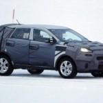 Kia тестирует в Европе свой новый бюджетный кроссовер