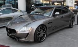 Maserati Quattroporte - нет придела совершенству