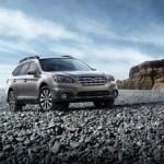 В 2015-м Subaru привезет в Россию три новинки