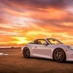 Porsche 911 Targa в доводке TAG Motorsports