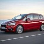 BMW представила семиместную версию вэна Active Tourer