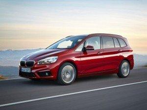BMW представила Active Tourer