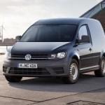 Компания Volkswagen представила 4-е поколение «каблучка» Caddy