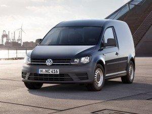 Volkswagen представила поколение «каблучка» Caddy