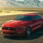 Летом этого года в России официально поступит в продажу Ford Mustang