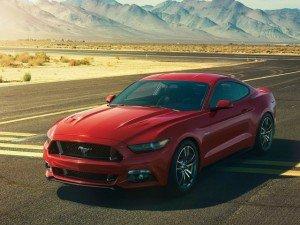 в России поступит в продажу Ford Mustang