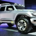 Внедорожник из будущего Mercedes-Benz Ener-G-Force