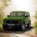 Lada 4×4 в январе стала самым популярным внедорожником на рынке России