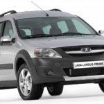 Сборка Lada Largus Cross стартует уже в начале февраля