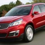 Новый Chevrolet Traverse 2015