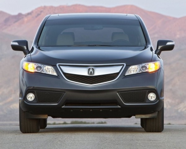 новый Acura RDX 2014