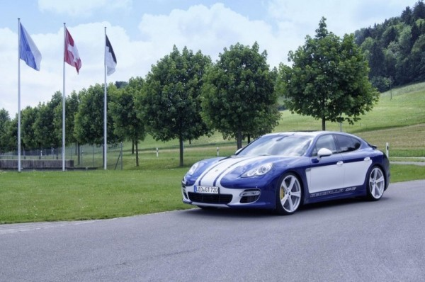Porsche GTP 720 в тюнинге Gemballa