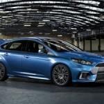 Новый Ford Focus RS впервые получил систему полного привода