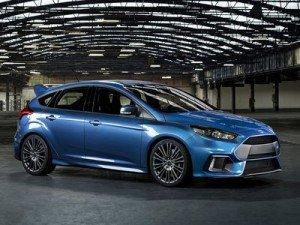 Новый Ford Focus RS получил систему полного привода