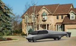 Автомобиль будущего, который сможет летать