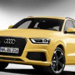Кроссовер Audi RS Q3 2014: цена, фото, характеристики