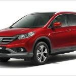 Стали известны комплектации обновленного кроссовера Honda CR-V