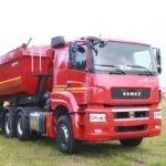 КАМАЗ планирует выпуск нового двигателя мощностью 700 л.с