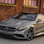 Купе Mercedes S63 AMG 2015 в тюнинге Brabus