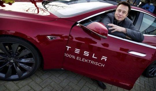 Основатель компании Tesla