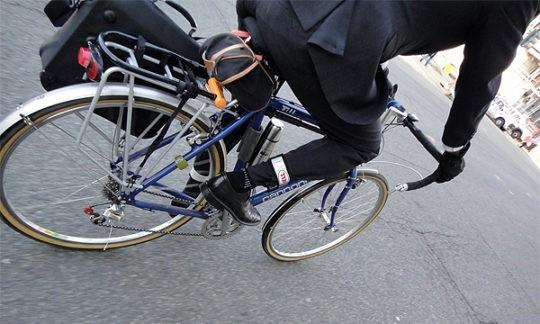 Пьяных велосипедистов