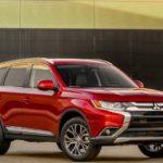 Mitsubishi приоткрыла завесу тайны над обновленным кроссовером Outlander