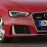 «Заряженный» Audi RS3 Sportback 2016 в России (Фото, цена)