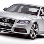 Audi может представить Audi A4 нового поколения уже осенью