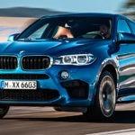 BMW назвала дату старта продаж спортивных X5 M и X6 M в России