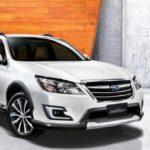 Subaru представила новый кроссовер Exiga Crossover 7