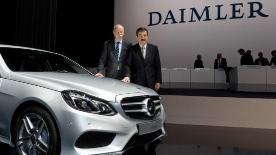 Концерн Daimler