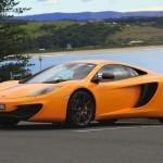 McLaren MP 4–12 C