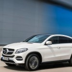 Новое купе Mercedes GLE Coupe 2016 (цена, фото)