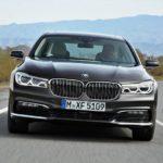 Новый BMW 7-Series представят на закрытом мероприятии в США