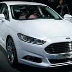 Новый Ford Mondeo «встал» на конвейер завода во Всеволожске