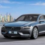 Volvo покажет свой S90 уже в этом году