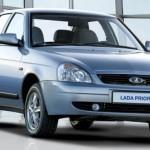 Новые версии Lada Priora в 2013 году
