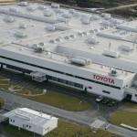 Toyota планирует построить новый завод в Тяньцзине