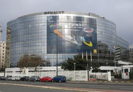 компания Renault