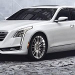 Флагманский седан Cadillac CT6 (фото, цена)