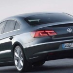 Цены на новый Volkswagen Passat CC 2012 в России