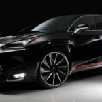 Lexus NX в исполнении тюнинг-ателье Wald International