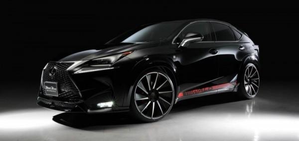 Lexus NX в исполнении тюнинг-ателье Wald