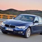 Рестайлинговое семейство BMW 3-Series 2015-2016 (фото, цена)