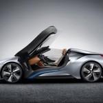BMW i8 на дисках от HRE Wheels