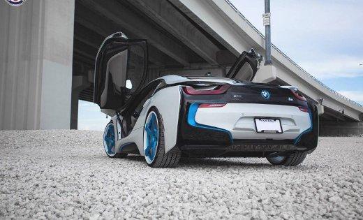 BMW i8 тюнинг